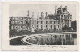 PARIS -  Evénements De La Commune (1871)Ruines Du Chateau Des Tuileries Après L' Incendie  ..;  (79626) - Unclassified