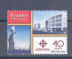 EC - 2002 - 2696 - KATH. UNIVERSITÄT GUAYAQUIL-  - MNH -POSTFRISCH -** - Equateur