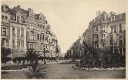 BELGIQUE - BRABANT FLAMAND - LOUVAIN - LEUVEN - Avenue Des Alliés, Vue Vers La Gare. - Leuven