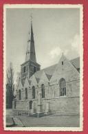 Nalinnes - L'église Du Centre Et Le Monument ( Voir Verso ) - Ham-sur-Heure-Nalinnes