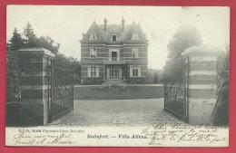 Boitsfort - Villa Altena - 1906 ( Voir Verso ) - Watermael-Boitsfort - Watermaal-Bosvoorde