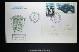 Terres Australes Et Antarctique Françaises 1981 - Terres Australes Et Antarctiques Françaises (TAAF)