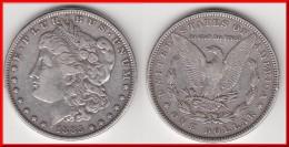 **** USA - UNITED-STATES - ETATS-UNIS - 1 DOLLAR 1885 MORGAN DOLLAR - ARGENT - SILVER **** EN ACHAT IMMEDIAT !!! - 1878-1921: Morgan
