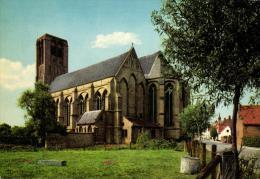 BELGIQUE - FLANDRE OCCIDENTALE - DAMME - Monumentale Kerk - Eglise Monumentale. - Damme
