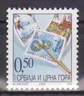 SERBIA 2005. Definitive, MNH(**) Mi 3235 - Serbie