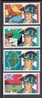 Niue MH Scott #163-#166 SG #182-#185 Set Of 4 Bicentenary Of Captain Cook´s Landing On Niue - Niue