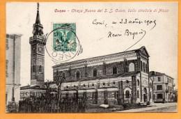 Cuneo Coni 1905 Postcard - Cuneo