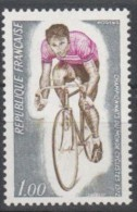 Frankreich 1972 MiNr. 1804  **/ Mnh   Radweltmeisterschaften - Ciclismo