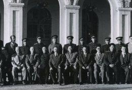 Rare Original Photo 1950s North Korea Coree Nord Goverment MilitaryPropaganda Communist Delegation Liberation War Museum - Korea, North
