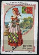 Nestlé - XIX - Costumes - 11 - Portugal - Nestlé