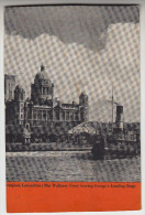 Liverpool, Lancashire, The Wallasey Ferry Leaving George's Landing Stage (pk23107) - Liverpool