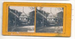 FELIX POTIN  Collection Stéréoscopique Pavillon Du Danemark Exposition Internationale PARIS - Documentos Antiguos