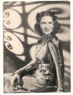 Grande Photo  De Josette Day  23,5cm X 17cm - Célébrités