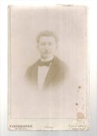 Photo St Seurin Frere Portrait Format 16cmx10cm BORDEAUX - Personnes Anonymes