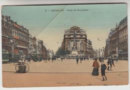 Bruxelles, Place De Brouckère (pk23115) - Places, Squares