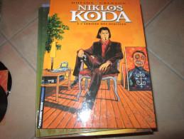 NIKLOS KODA T1 A L'ARRIERE DES BERLINES   DUFAUX   GRENSON - Niklos Koda