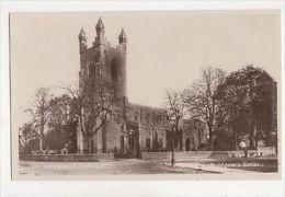 Cottenham Church Cambridgeshire Vintage RP Postcard 769a - England