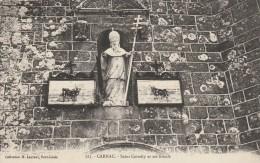 Carnac - Saint Cornely Et Ses Boeufs  - Scan Recto-verso - Carnac