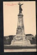 N1442 NICE, MONUMENT DU CENTENAIRE - ED. PICARD N. 58 - Statue Monumento, Scultura Statua - Monuments