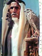 UCCELLO BIRD FALCO Bahrain , The Face Of The Falcon  N1975 EY4346 - Bahrein