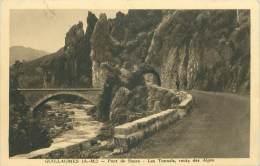 06 - GUILLAUMES - Pont De Sauze - Les Tunnels, Route Des Alpes - France