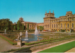 WOODSTOCK   BLENHEIM  PALACE   THE FRENCH  WATER  GARDENS        (NUOVA) - Inghilterra