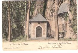 Marche-les-Dames (Namur)-1906-Le Calvaire De Marche-les-Dames-Les Bords De Meuse-Colorisée - Namur