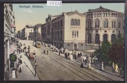 Kristiania Oslo - Stortinget - Le Parlement Ca 1910 (13´678) - Norvège