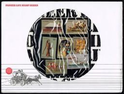 1972  Pioneer Life Series In Official Sealed Presentation Pack - Presentation Packs