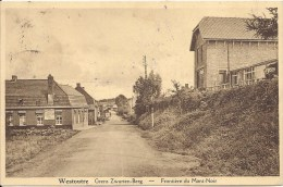 WESTOUTRE - Heuvelland - Grens Zwarten-Berg - Frontière Du Mont-Noir - Heuvelland