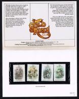 1981  Gold Rush Era  Set Of 4  In Presentation Pack - Presentation Packs