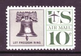 U.S. C57    *   Freedom Bell - 2b. 1941-1960 Unused