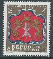 1973 AUSTRIA IULCS IN VIENNA MNH ** - AC - 1971-80 Unused Stamps