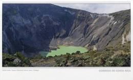 Lote PEP856, Costa Rica, Entero Postal, Postal Stationary, Volcan Irazu, Volcano - Costa Rica