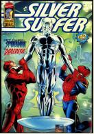 Marvel Comics  -  Silber Surfer Nr. 10  -  Mit Spider-Man + Daredevil - Books, Magazines, Comics