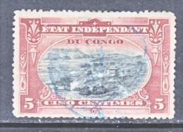 BELGIUM  CONGO  15     (o) - 1884-1894 Precursors & Leopold II