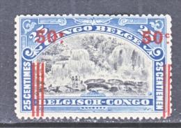 BELGIUM  CONGO  69     * - Belgian Congo
