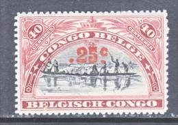 BELGIUM  CONGO  76     * - Belgian Congo