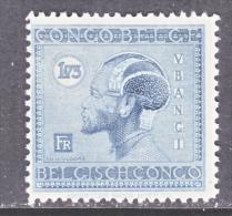 BELGIUM  CONGO  108     * - Belgian Congo
