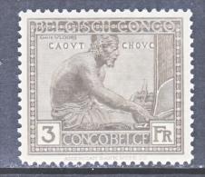 BELGIUM  CONGO  109     * - Belgian Congo