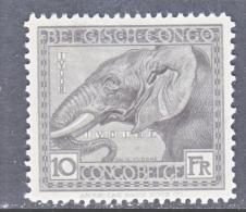 BELGIUM  CONGO  111     * - Belgian Congo