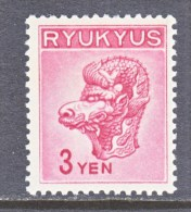 RYUKU ISLANDS   11   **    DRAGON - Ryukyu Islands