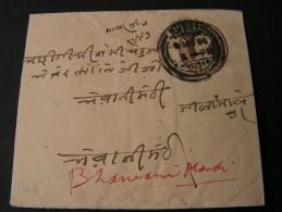 == India Cv. 1936 - Briefe