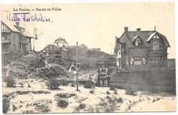 La Panne NA12: Partie De Villas 1912 - De Panne