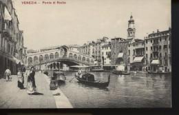 Venezia Ponte Di Rialto - Venezia