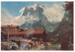 (995) Australia To Austria - QANTAS Advertising Destination Postcard - Aviation