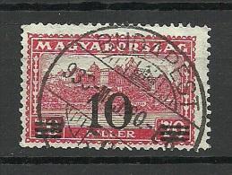 UNGARN HUNGARY 1933 Michel 501 O Budapest - Hungary