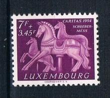 Luxemburg 1954 Brauchtum Mi.Nr. 530 * - Luxemburg