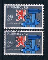 Luxemburg 1960 Handwerk Mi.Nr. 622 ** + Gest. - Ungebraucht