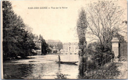 10 BAR SUR SEINE - Vue Sur La Seine. - Bar-sur-Seine